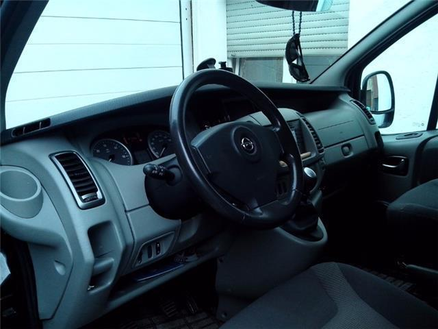 gebraucht 2 5 cdti l1h1 tour opel vivaro 2009 km in alsdorf. Black Bedroom Furniture Sets. Home Design Ideas