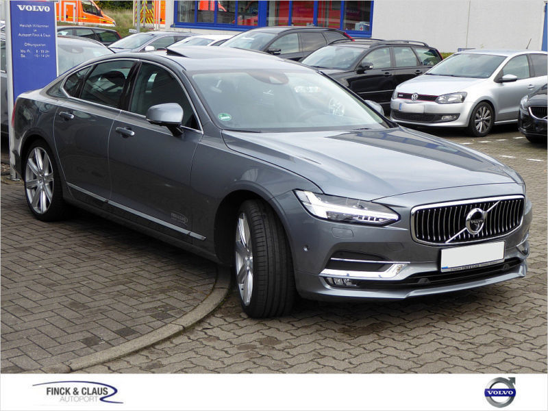 verkauft volvo s90 s90 2 0t5 2 0 inscr gebraucht 2016 550 km in weiden. Black Bedroom Furniture Sets. Home Design Ideas
