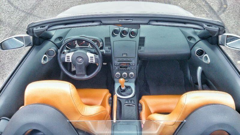 350z gebrauchte nissan 350z kaufen 134 g nstige autos zum verkauf. Black Bedroom Furniture Sets. Home Design Ideas
