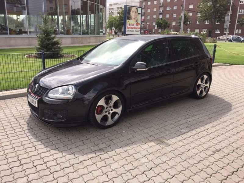 verkauft vw golf 2 0 gti gebraucht 2006 km in lissendorf. Black Bedroom Furniture Sets. Home Design Ideas