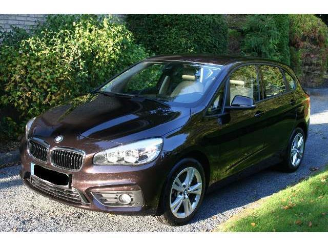 verkauft bmw 225 active tourer 2er act gebraucht 2015. Black Bedroom Furniture Sets. Home Design Ideas