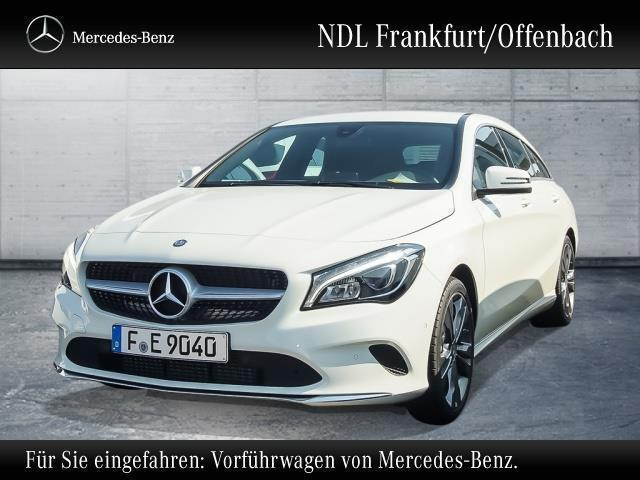 verkauft mercedes cla180 shooting brak gebraucht 2016 km in frankfurt. Black Bedroom Furniture Sets. Home Design Ideas