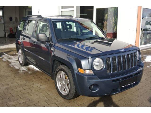 verkauft jeep patriot 2 0 crd dpf gebraucht 2008 km in biessenhofen. Black Bedroom Furniture Sets. Home Design Ideas