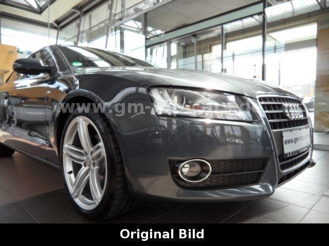 Audi a5 coupe 20 tdi gebraucht