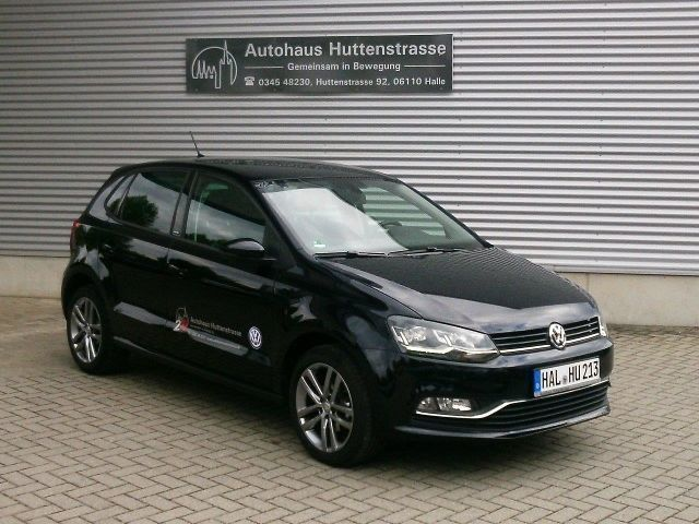 verkauft vw polo allstar 1 2 tsi 7 g gebraucht 2016 km in halle saale. Black Bedroom Furniture Sets. Home Design Ideas