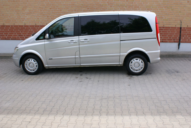 verkauft mercedes viano 2 0 cdi kompak gebraucht 2006 km in radeberg. Black Bedroom Furniture Sets. Home Design Ideas