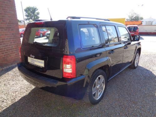 verkauft jeep patriot 2 4 cvt limited gebraucht 2008 km in j lich. Black Bedroom Furniture Sets. Home Design Ideas