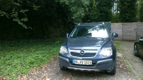 verkauft opel antara 2 0 ctdi 4x4 gebraucht 2007 km in hagen. Black Bedroom Furniture Sets. Home Design Ideas