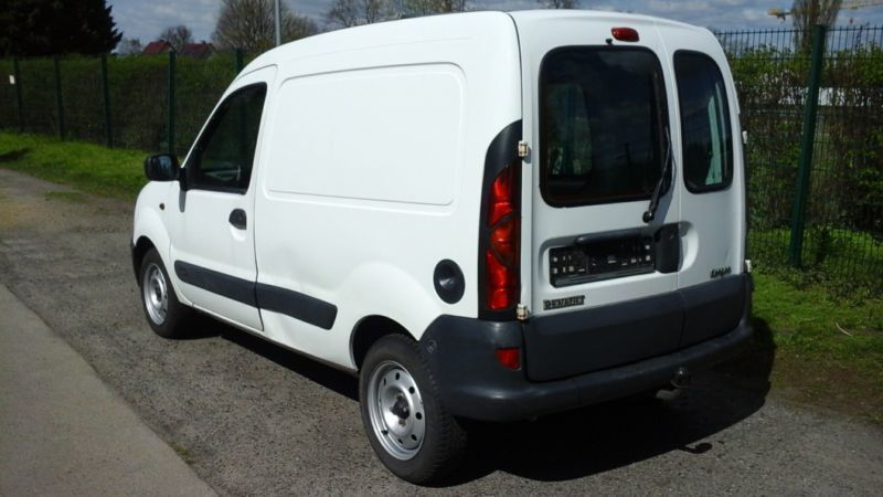 verkauft renault kangoo 1 9 dti lkw gebraucht 2002 km in berlin. Black Bedroom Furniture Sets. Home Design Ideas