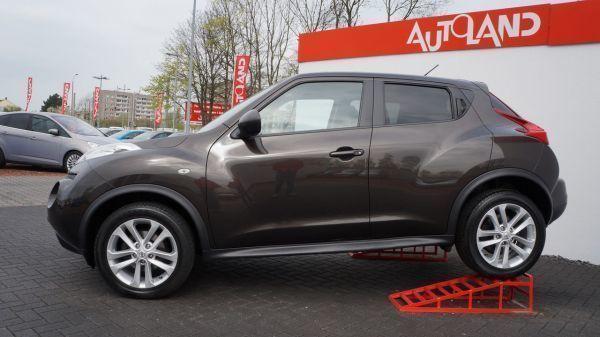 gebraucht Nissan Juke 1.6 Tekna AUTOMATIK AAC NAVI ALU KAMERA