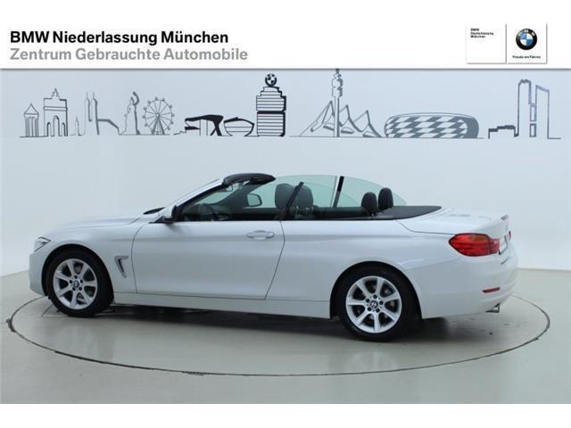 verkauft bmw 420 d cabrio hk hifi xeno gebraucht 2014 km in m nchen fr ttmaning. Black Bedroom Furniture Sets. Home Design Ideas