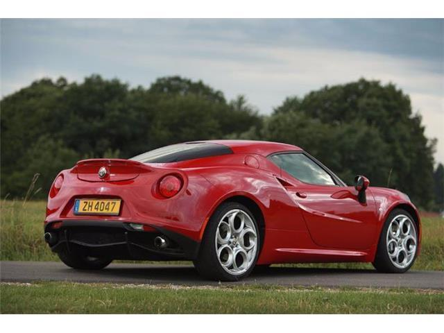 gebraucht 1 8 tbi spider alfa romeo 4c 2015 km in bad honnef. Black Bedroom Furniture Sets. Home Design Ideas