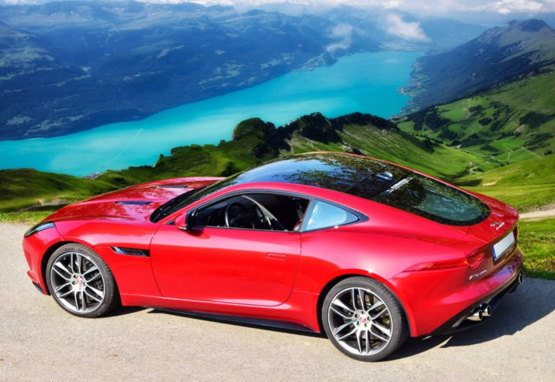 verkauft jaguar f type r coupe aut gebraucht 2014 km in stockelsdorf. Black Bedroom Furniture Sets. Home Design Ideas