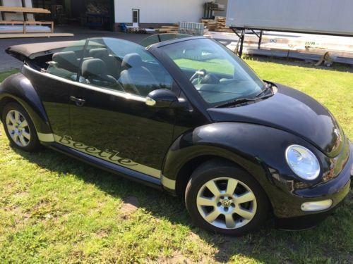 beetle cabrio gebraucht ebay autos post. Black Bedroom Furniture Sets. Home Design Ideas