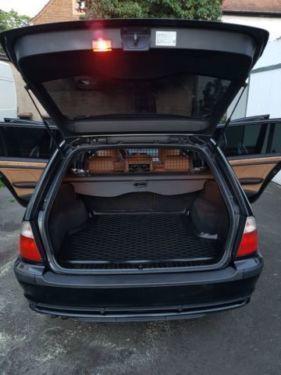 verkauft bmw 330 d touring gebraucht 2002 km in offenbach. Black Bedroom Furniture Sets. Home Design Ideas