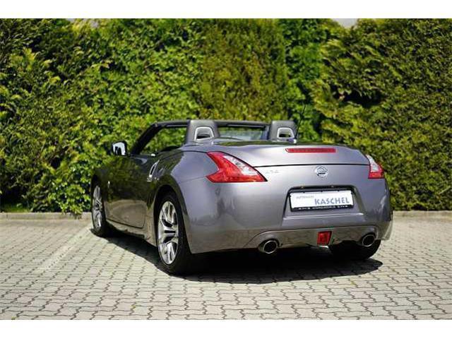 gebraucht roadster 6mt nissan 370z 2012 km in helmstedt. Black Bedroom Furniture Sets. Home Design Ideas