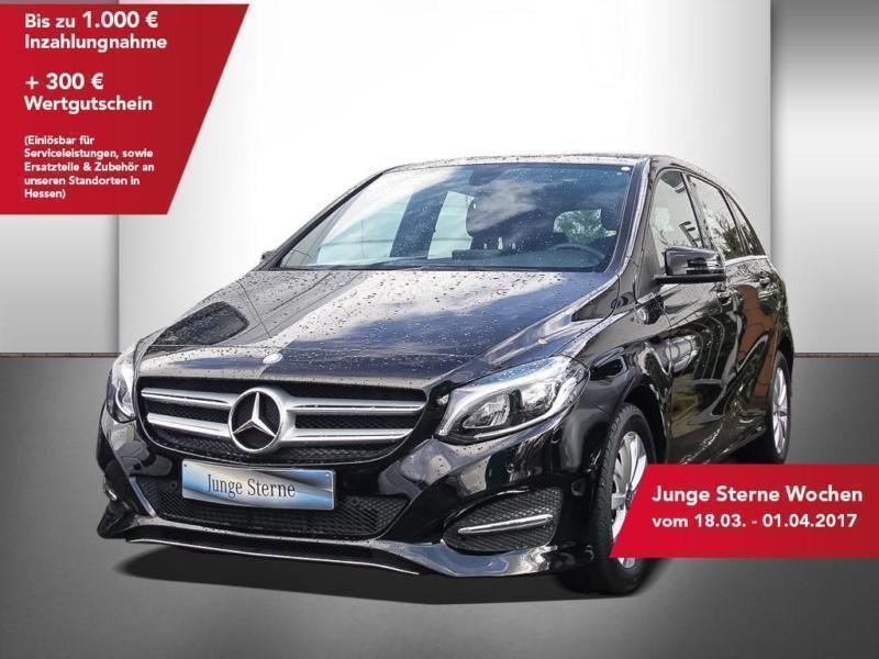 gebraucht Mercedes B160 Sports Tourer