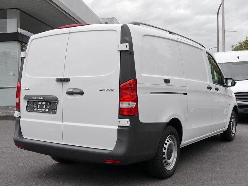 verkauft mercedes vito kastenwagen 116 gebraucht 2015 km in euskirchen. Black Bedroom Furniture Sets. Home Design Ideas