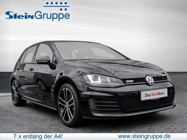 verkauft vw golf vii 2 0 tdi bmt gtd gebraucht 2015 4. Black Bedroom Furniture Sets. Home Design Ideas