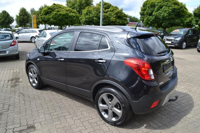 verkauft opel mokka 1 7 cdti innovation gebraucht 2013 km in wismar. Black Bedroom Furniture Sets. Home Design Ideas