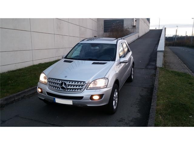 verkauft mercedes ml500 7g tronic gebraucht 2006 km in hildesheim. Black Bedroom Furniture Sets. Home Design Ideas
