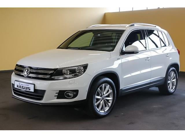 verkauft vw tiguan 2 0 tdi lounge kame gebraucht 2015 km in weingarten. Black Bedroom Furniture Sets. Home Design Ideas