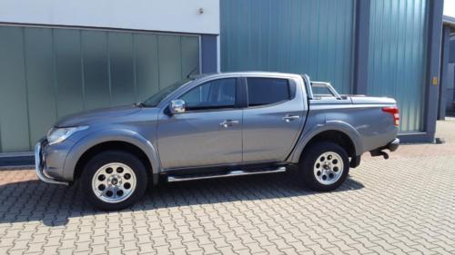 verkauft mitsubishi l200 pickup mwst. ., gebraucht 2015, 30.850 km