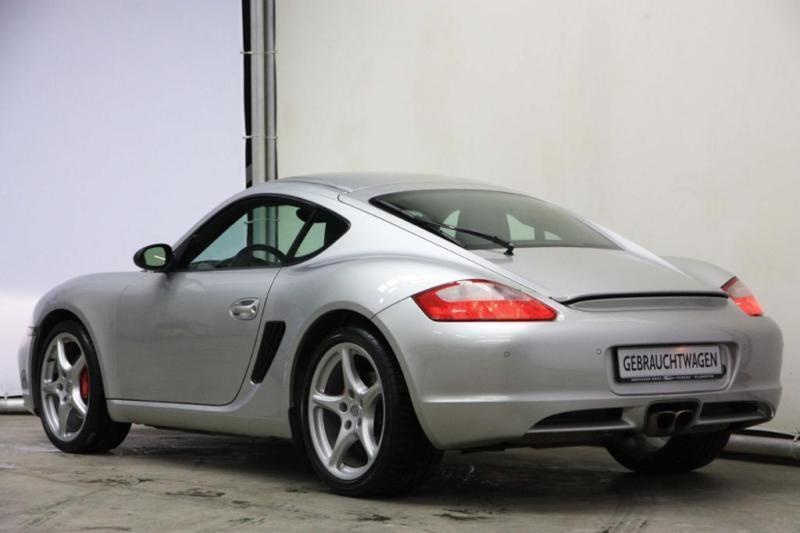 verkauft porsche cayman s navi xenon e gebraucht 2005 km in passau. Black Bedroom Furniture Sets. Home Design Ideas