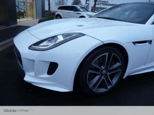 verkauft jaguar f type coupe s awd 3 0 gebraucht 2015 km in kassel. Black Bedroom Furniture Sets. Home Design Ideas
