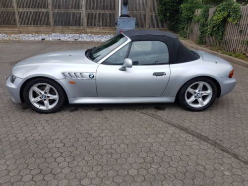 verkauft bmw z3 roadster 2 8 gebraucht 1997 km. Black Bedroom Furniture Sets. Home Design Ideas