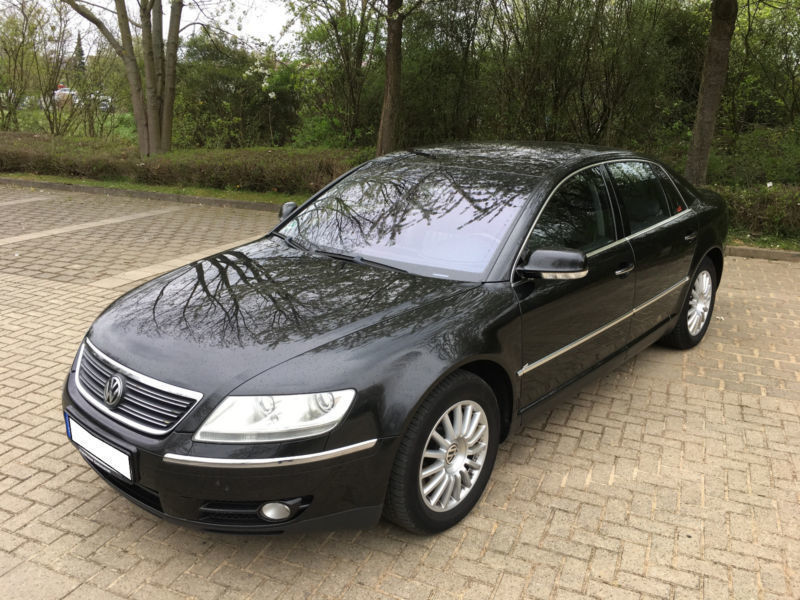 verkauft vw phaeton v8 4motion lpg brc gebraucht 2005. Black Bedroom Furniture Sets. Home Design Ideas