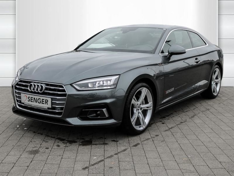 verkauft audi a5 sport 2 0 tdi s line gebraucht 2016 km in lingen. Black Bedroom Furniture Sets. Home Design Ideas