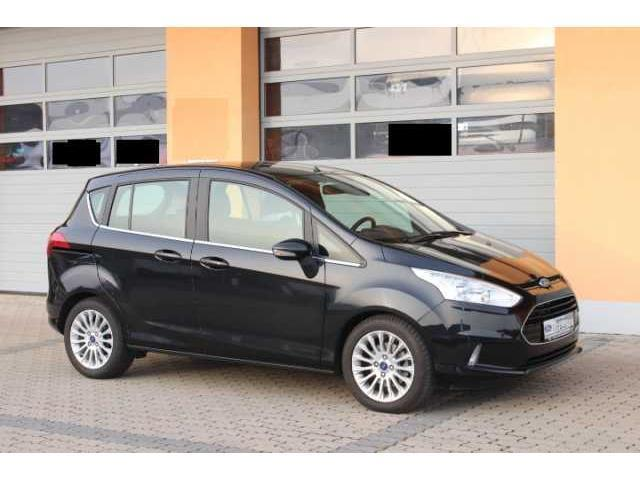 gebraucht 1 6 automatik titanium ford b max 2013 km 11. Black Bedroom Furniture Sets. Home Design Ideas