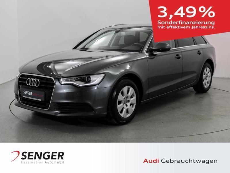 gebraucht Audi A6 Avant 3.0 TDI AHK Xenon Navi