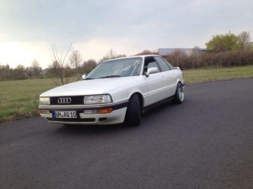 Verkauft 1 3 Gebraucht Audi 90 Quattro 20v Exclusive Sportserie