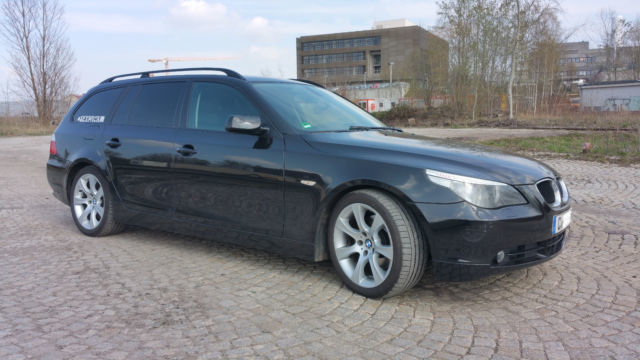 verkauft bmw 530 d touring aut gebraucht 2004 km in chemnitz. Black Bedroom Furniture Sets. Home Design Ideas