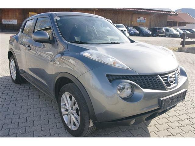 Verkauft nissan juke 1 5dci klimaautom gebraucht 2012 for Nissan juke tempomat