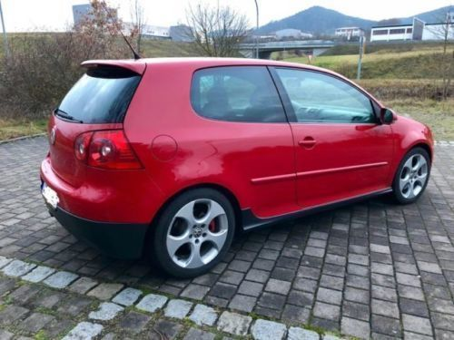verkauft vw golf v vwv 2 0 gti gebraucht 2005 km. Black Bedroom Furniture Sets. Home Design Ideas