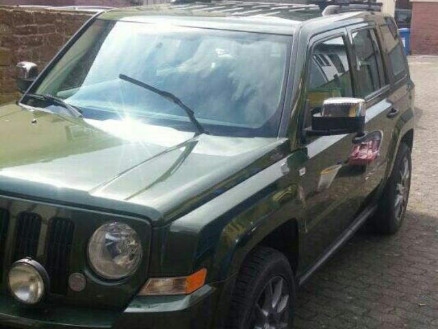 verkauft jeep patriot 2 4 sport gebraucht 2009 km in urspringen. Black Bedroom Furniture Sets. Home Design Ideas