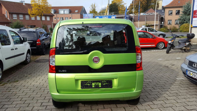 gebraucht 1 4 8v fiat qubo 2009 km in nottuln autouncle. Black Bedroom Furniture Sets. Home Design Ideas