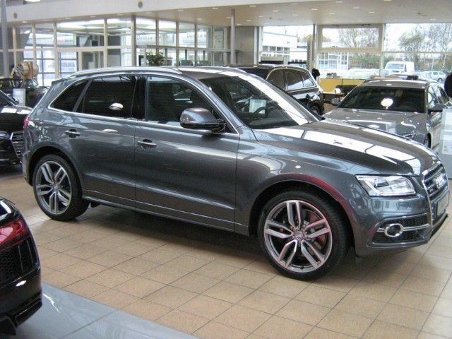 verkauft audi sq5 3 0 tdi competition gebraucht 2015 50 km in moers. Black Bedroom Furniture Sets. Home Design Ideas