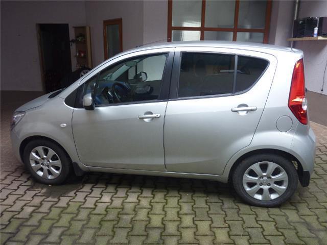 Verkauft Opel Agila 1.2 Automatik Edit., gebraucht 2008 ...