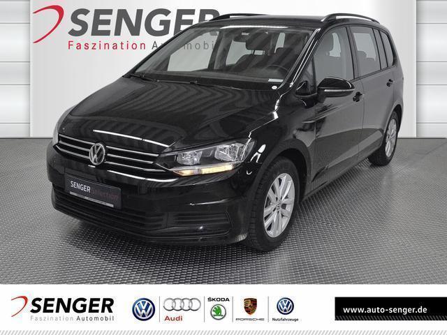 gebraucht VW Touran 1,4 TSI Comfortline 7-Sitzer Garantie 202