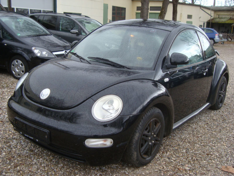 verkauft vw beetle new2 0 gebraucht 1999 km in freilassing. Black Bedroom Furniture Sets. Home Design Ideas