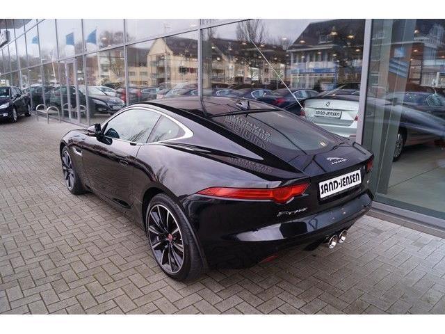 verkauft jaguar f type coup s aut pan gebraucht 2014 km in flensburg. Black Bedroom Furniture Sets. Home Design Ideas
