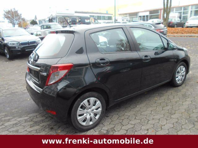 verkauft toyota yaris 1 4 d 4d cool gebraucht 2013 km in fulda. Black Bedroom Furniture Sets. Home Design Ideas