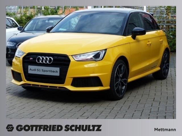 gebraucht Audi S1 Sportback 2.0 TFSI QUATTRO 6-GANG