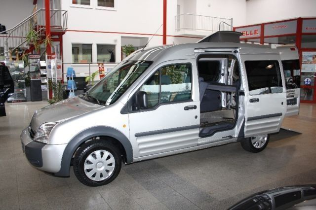 verkauft ford tourneo connect lang l gebraucht 2009 km in gera. Black Bedroom Furniture Sets. Home Design Ideas