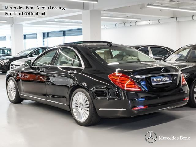 verkauft mercedes s350 d 4matic limous gebraucht 2016 km in frankfurt am main. Black Bedroom Furniture Sets. Home Design Ideas