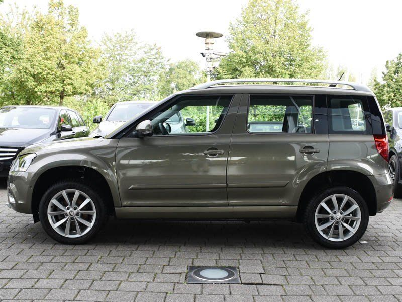 verkauft skoda yeti 2 0 tdi style 4x4 gebraucht 2015. Black Bedroom Furniture Sets. Home Design Ideas